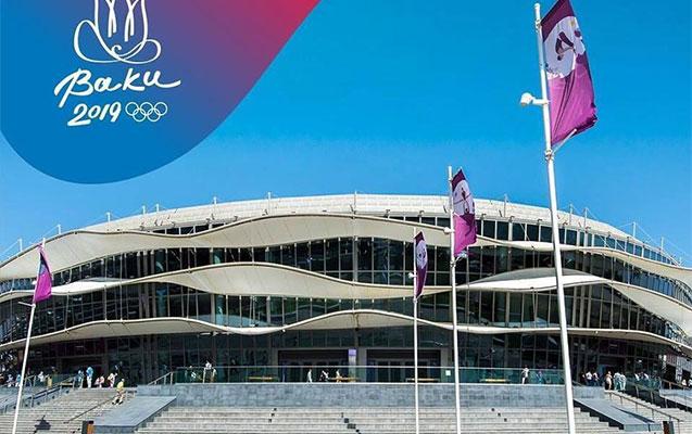 Bakıda XV Avropa Gənclər Yay Olimpiya Festivalı başlayıb