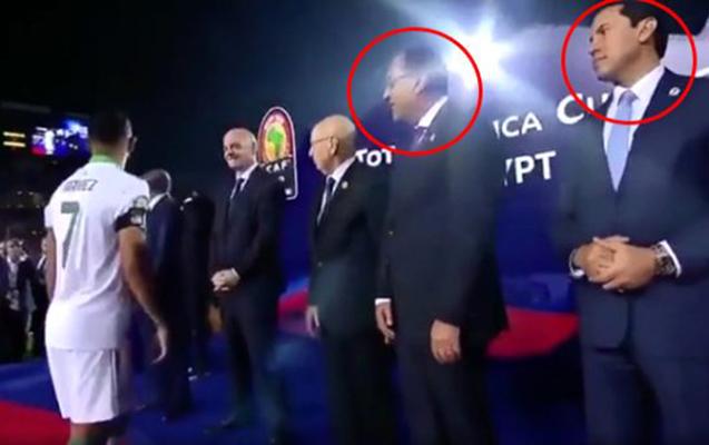 Ölkə prezidenti ilə naziri görməzdən gəldi