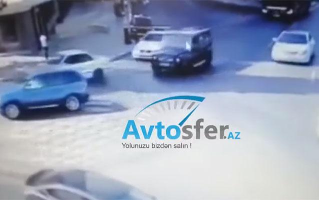 Qalenvagenin sürücüsü Asan Xidmətdə gizləndi