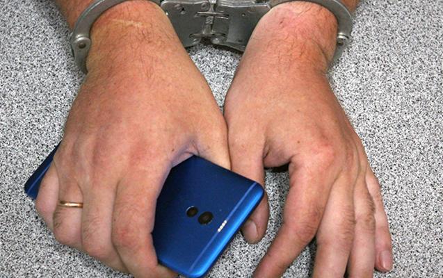 75 minlik telefon oğurlamışdı, saxlanıldı