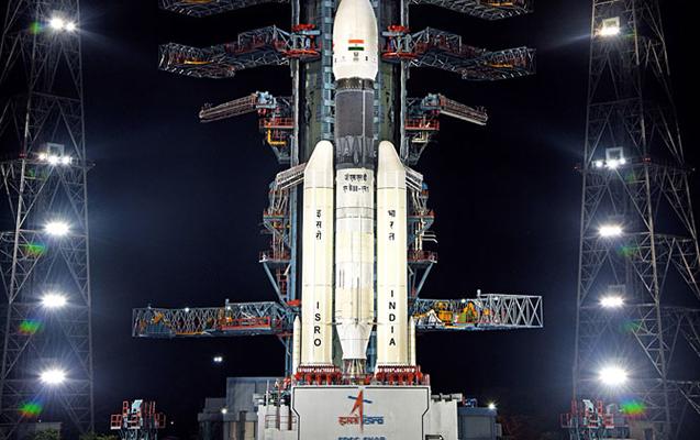 Hindistan Aya kosmik missiya göndərdi