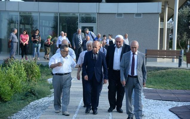 """Nəsimi RİH """"Yanardağ""""a səfər təşkil etdi"""