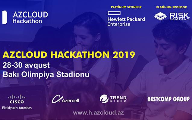 """""""AZCLOUD Hackathon 2019″də qeydiyyatın bitməsinə sayılı günlər qaldı"""