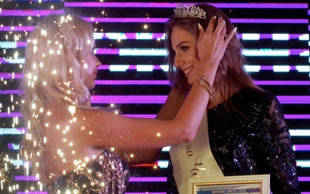 """18 yaşlı qız """"Qara dənizin mirvarisi"""" seçildi"""