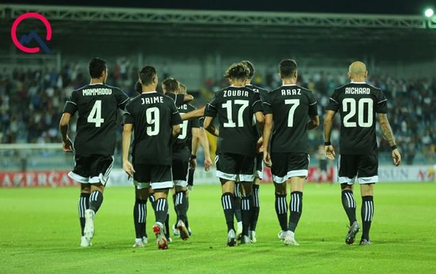 """""""Qarabağ"""" """"Dandolk"""" səfərində"""