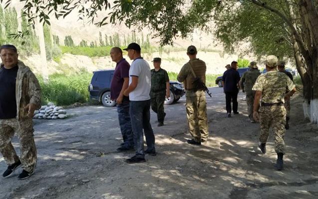 Qırğızıstan-Tacikistan sərhədində vəziyyət necədir?