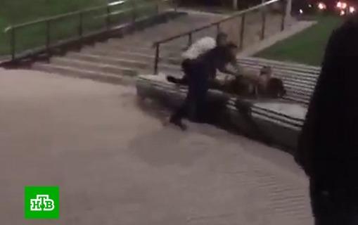 """Sosial şəbəkədə """"basdırılan"""" şəxs sağ çıxdı - Video"""