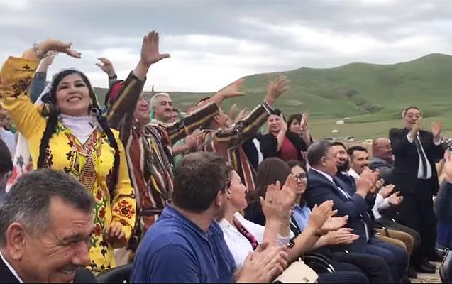 Gədəbəydəki festivaldan maraqlı