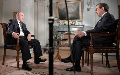 ABŞ jurnalistinin Putinlə müsahibəsi nüfuzlu mükafata namizəddir