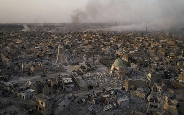 Mosulda öldürülən terrorçuların sayı açıqlandı