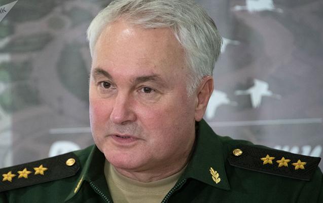 Rusiya Müdafiə nazirinin müavini Ermənistandakı hərbi bazaya getdi