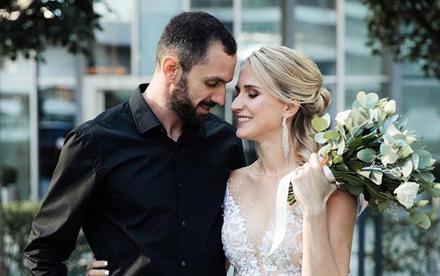 Ramil Quliyev evləndi — Fotolar