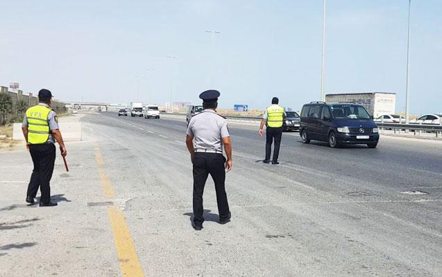 Yol Polisindən sürücülərə müraciət