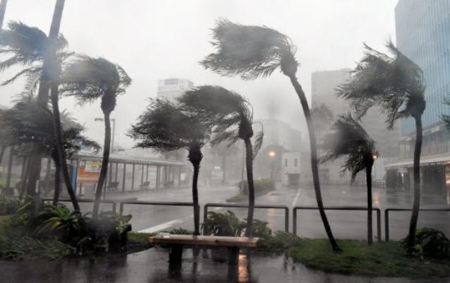 Yaponiyada tayfun təhlükəsi