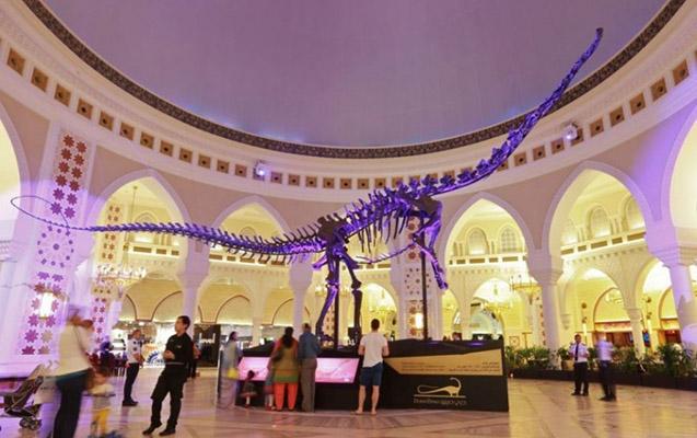 4 milyona dinozavr skeleti satılır