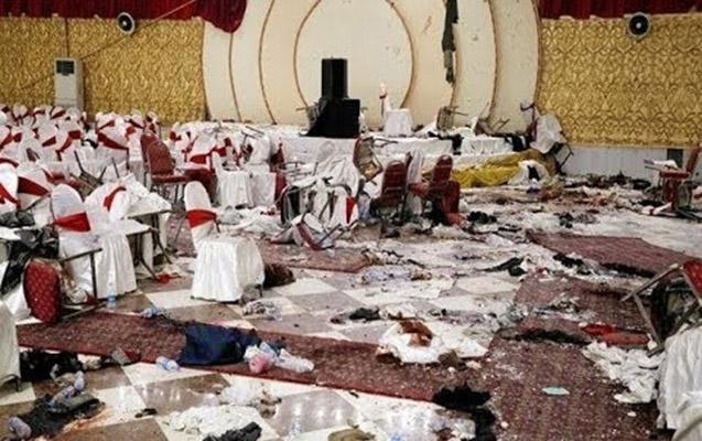 Kabildəki terror İŞİD-in işi çıxdı
