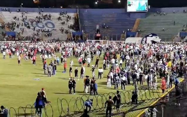 Hondurasda futbol matçında dava - 4 nəfər öldü