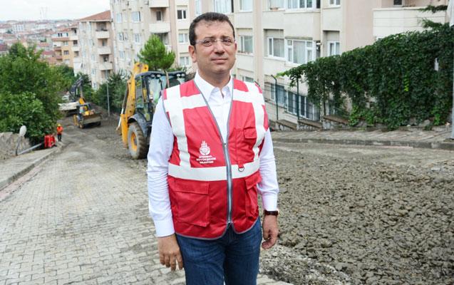 İstanbulda dənizlə quru birləşir...