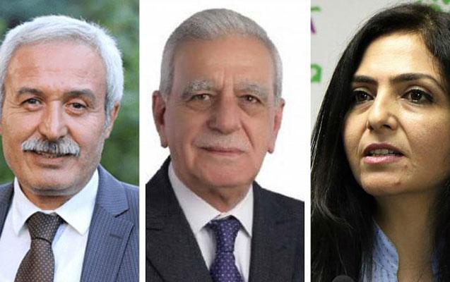 Üç HDP-li bələdiyyə başqanı vəzifədən uzaqlaşdırıldı