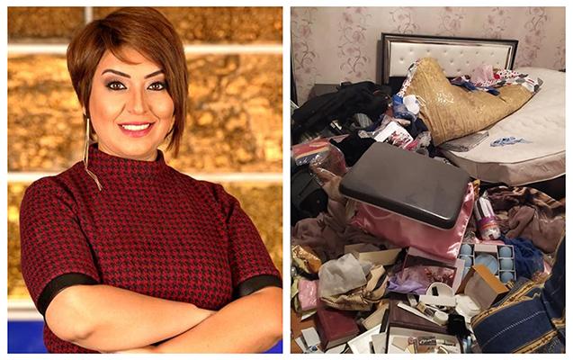 Jurnalistin qardaşının evi soyuldu