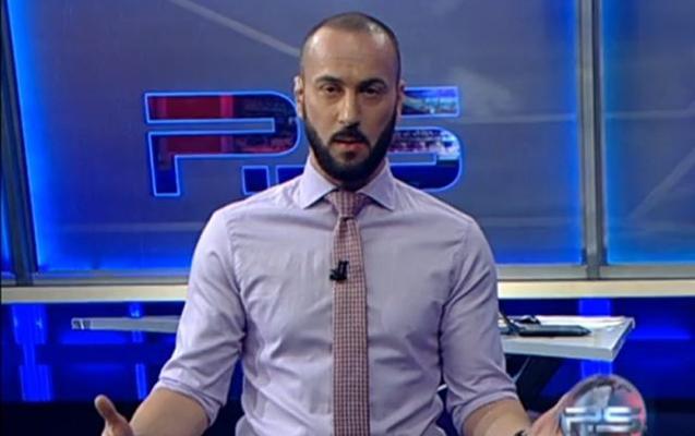 Putini təhqir edən jurnalist işdən qovuldu