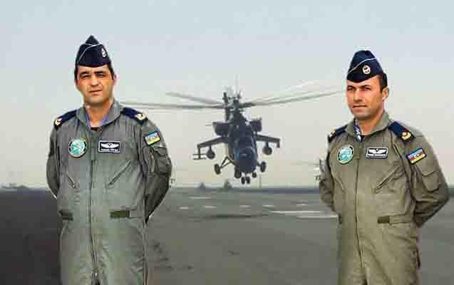 Son uçuşları cənnət olan şəhid pilotlarımız