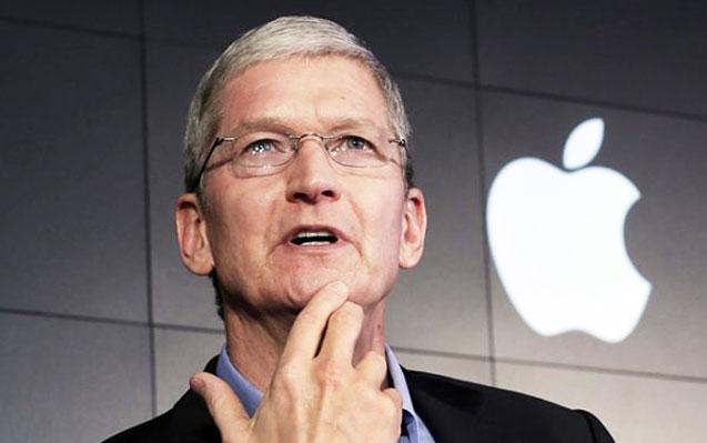 """""""Apple""""ın baş direktoru Bakının fotosunu paylaşdı"""
