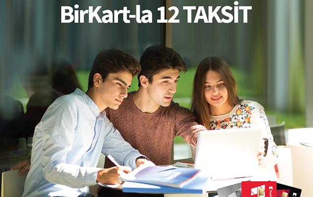 BirKart-la təhsil haqqını hissə-hissə ödəmək imkanı