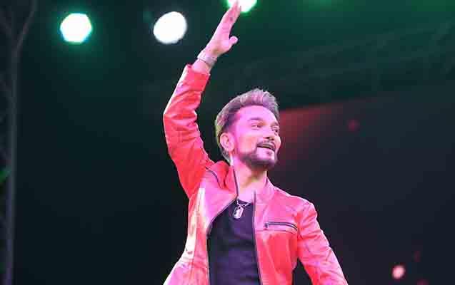 Faiq Ağayev konsert verdi