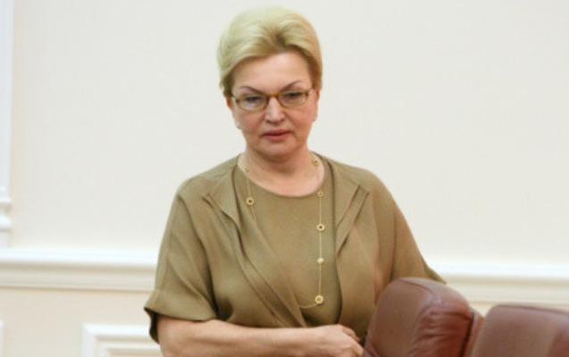 Keçmiş nazir Ukraynaya qayıdan kimi saxlanıldı