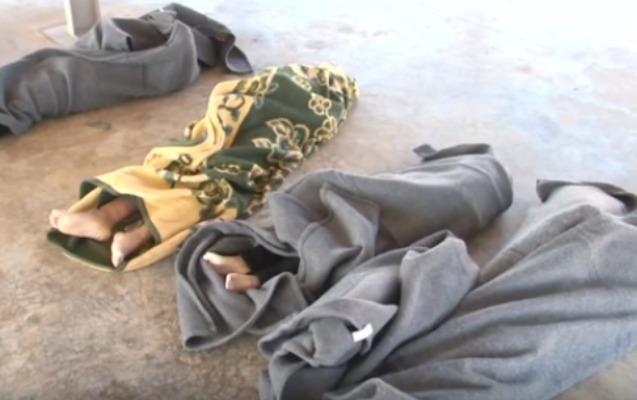 Liviya sahillərində miqrantlarla dolu gəmi batdı - Azı 40 ölü + Video