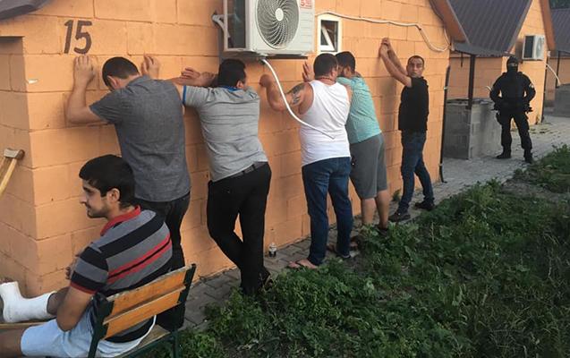 """""""Lotu Quli""""nin ad gününə gələnlər saxlanıldı"""
