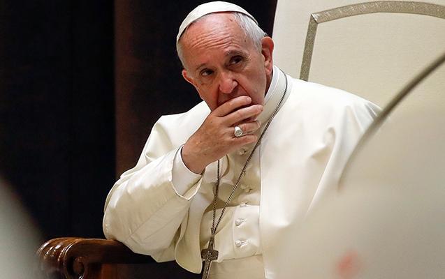 Vatikan tarixində ilk