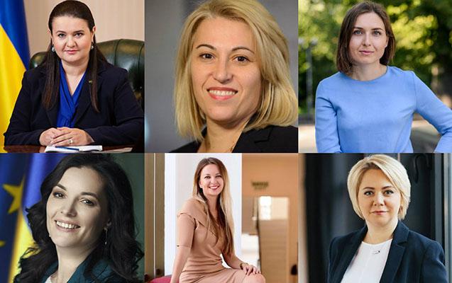 Ukraynanı idarə edəcək 6 qadın nazir kimdir?