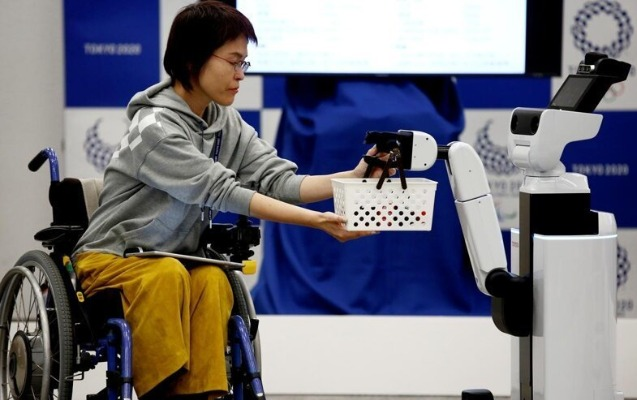 Tokiodakı Olimpiadada robotlardan istifadə olunacaq