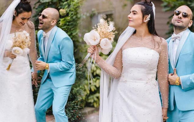 Bartu evləndi