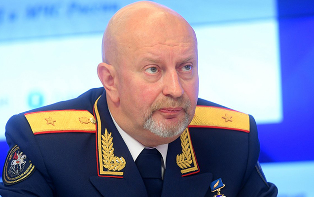 Putin generalı işdən çıxardı