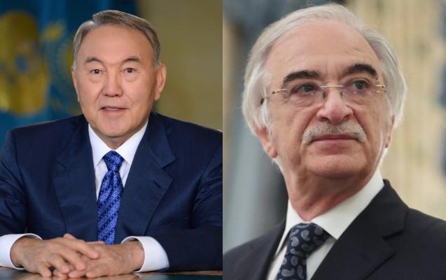 Nazarbayev Bülbüloğluna məktub göndərdi