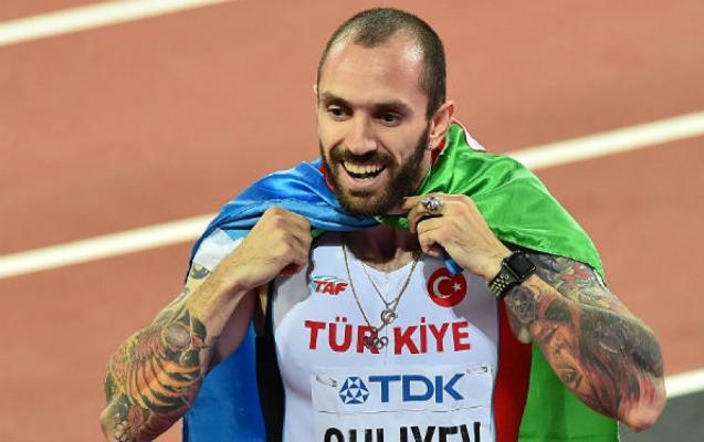 Ramil Quliyev 1-ci oldu