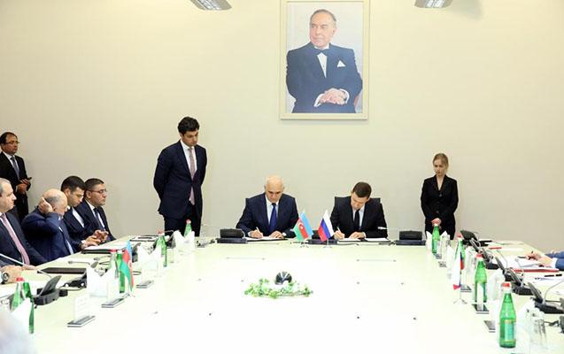 Azərbaycanla Sverdlovsk arasında iqtisadi əməkdaşlıq müzakirə edildi