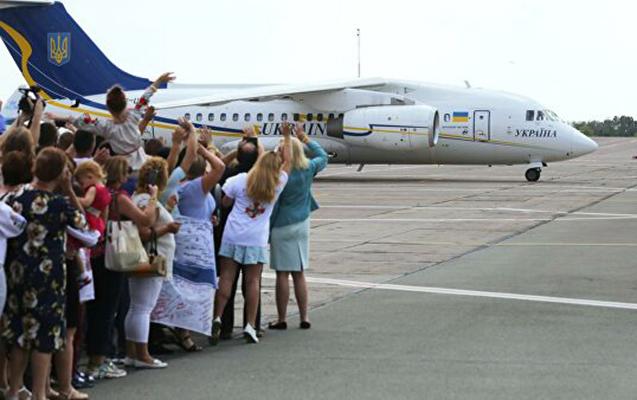 Vətənə qayıdan ukraynalılara pul mükafatı veriləcək