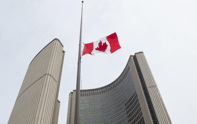 Kanadada parlament buraxıldı