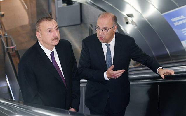 Prezident metroda - Fotolar