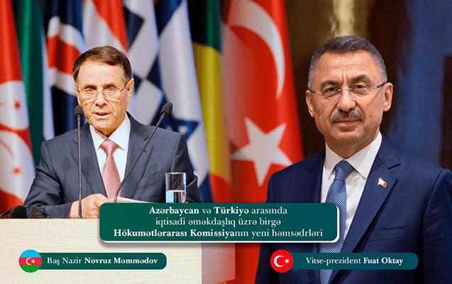 Azərbaycan-Türkiyə Birgə Hökumətlərarası Komissiyanın iclası keçiriləcək