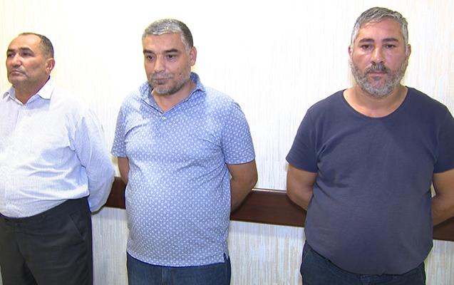 """""""Leş Tofiq""""lə dəstəsi saxlanıldı"""