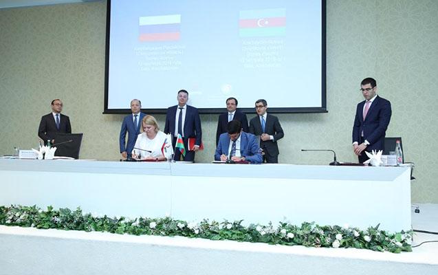 Azərbaycan-Rusiya biznes forumu keçirilib