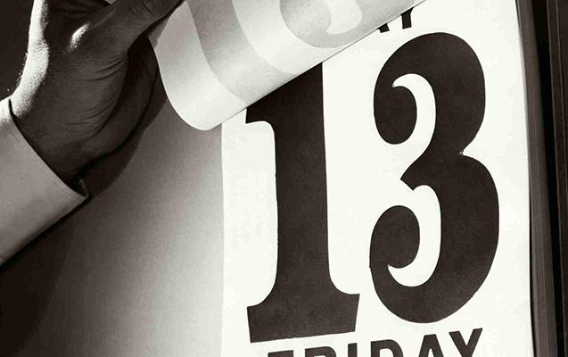 13 rəqəmi və cümə gününün mistikası