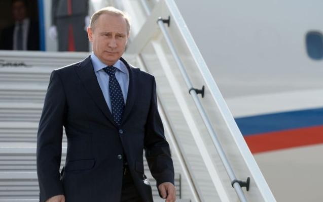 Putin Ankaraya gedir