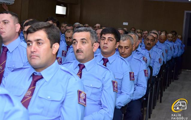 """""""Xaliq Faiqoğlu""""da dərs ilinin başlaması ilə bağlı görüş keçirilib"""