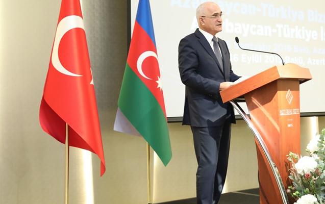 Azərbaycan –Türkiyə biznes forumu keçirilib